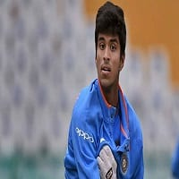 Washington Sundar Wiki