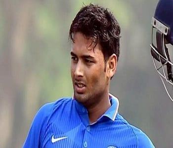 Rishabh Pant Wiki