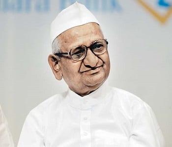 Anna Hazare Wiki