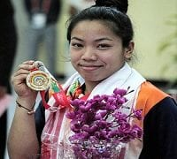 Mirabai Chanu Wiki