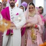 Neha Dhupia Marriage Pics 2