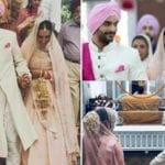 Neha Dhupia Marriage Pics 5
