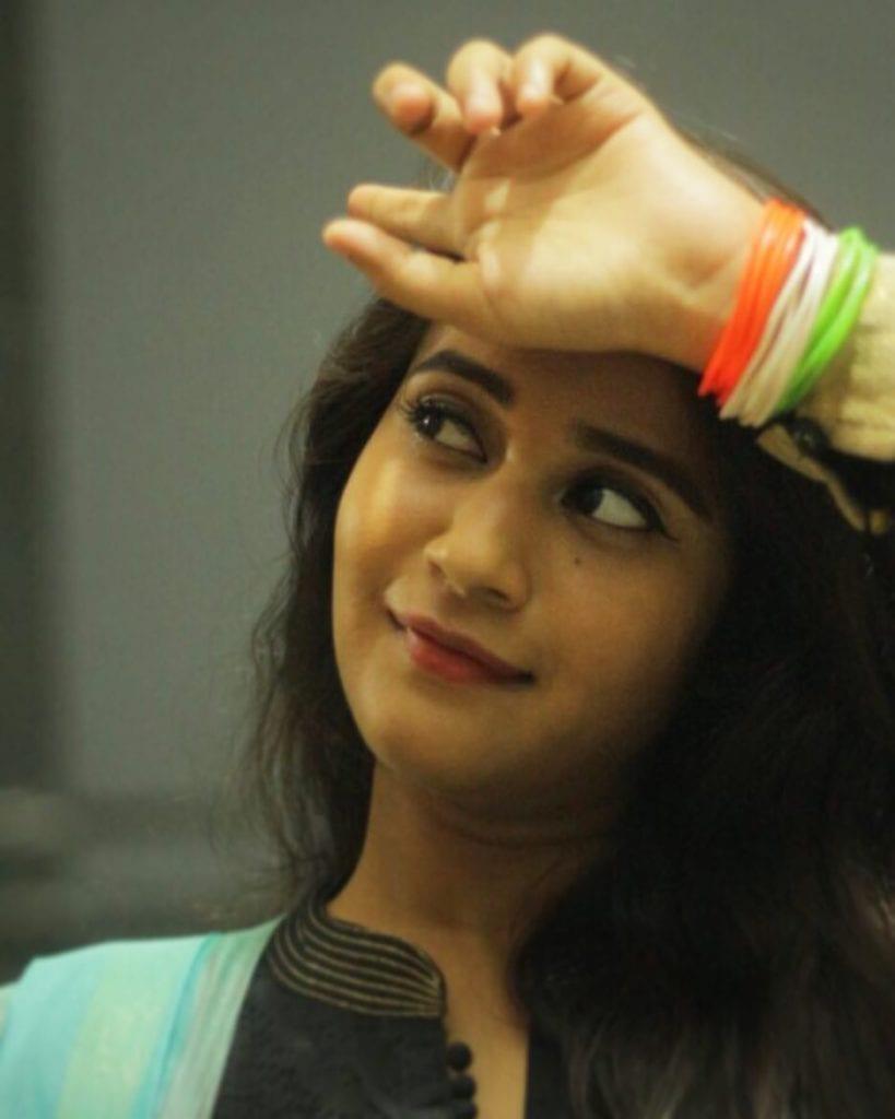 Deepthi Sunaina Wiki