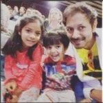 Kaushal Manda Children photos