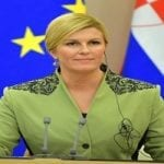 Kolinda Grabar Wiki Husband, Salary, Affairs, Age, Biography