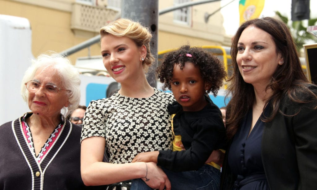 Scarlett Johansson Wiki