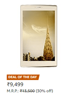 Amazon Today Deal