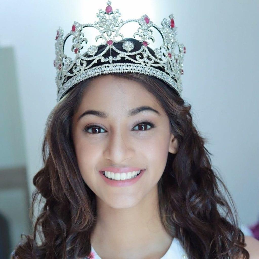 Anukeerthy Vas Miss India 2018 Photo