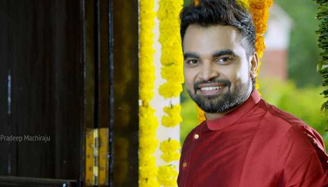 Pradeep Machiraju wiki biography