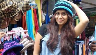 Sahithi Dasari Pelli Choopulu Girl Pics