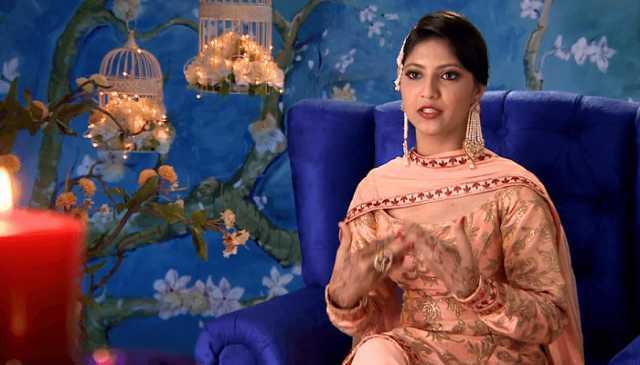 Shaik Shabeena Pellichoopulu Contestant