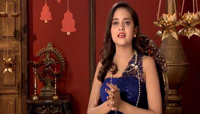 Shreya Ambala Pellichoopulu Contestant
