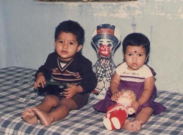 Junior NTR childhood photos