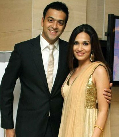 Soundarya Rajnikanth First Husband ashwin