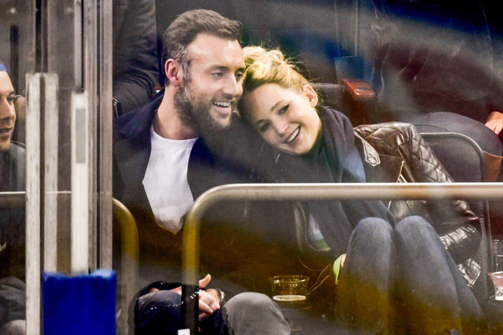 Cooke Maroney and Jennifer Lawrence wife, married to ? photo