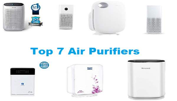 Top 7 Best Air Purifiers from Amazon