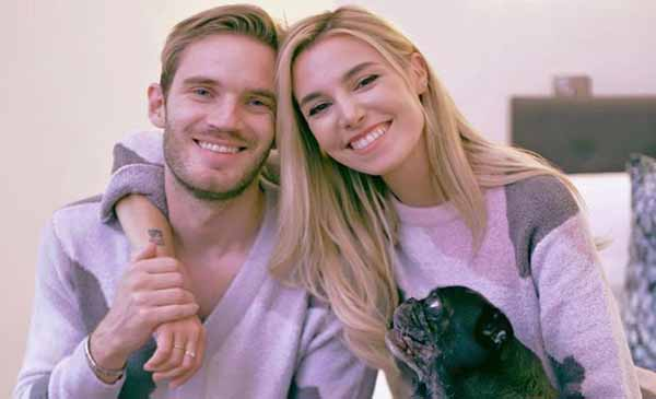 PewDiePie Wiki Bio Career Age Girlfriend Net Worth