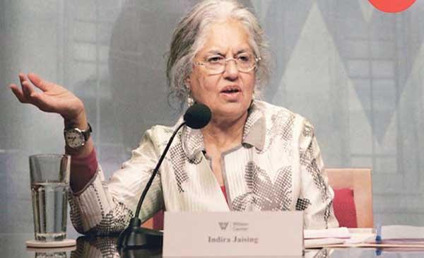Indira Jaising Wiki Bio Family, Husband, Nirbhaya's case