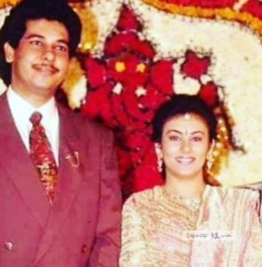 Deepika Chikhalia-marriage Photo
