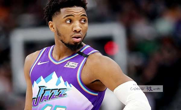 Donovan Mitchell Wiki, Bio, Age, Girlfriend, Coronavirus & Net Worth