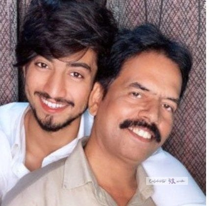 faisal shaikh father photo