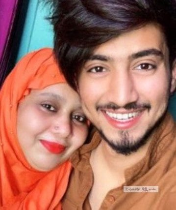 faisal shaikh mother photo