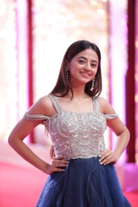 helly shah image smile