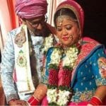 bharti singh wedding pictures