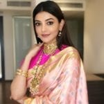 kajal agarwal in jewellery