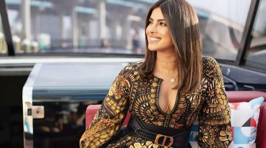 Priyanka Chopra Biography