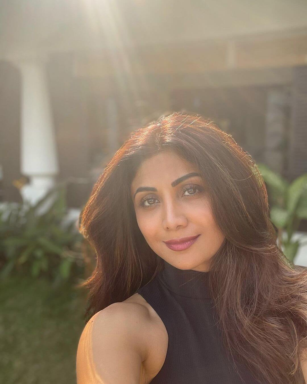 Shilpa Shetty Selfie Photo