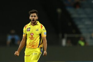 Shardul Thakur in ipl dress
