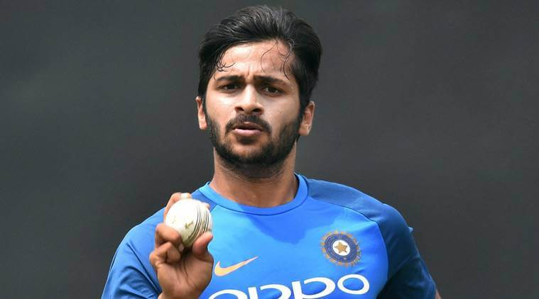 Shardul Thakur (Cricketer) Wiki, Age, Height, Net Worth, Wife, Biography