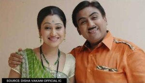 Disha Vakani and jethalal