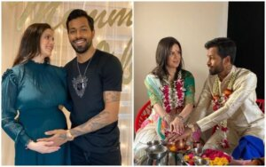Natasa Stankovic and Hardik Pandya images