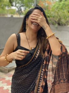Anasuya Bharadwaj images in saree