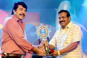 Mammootty Awarded by Many Awards including National and State awards: