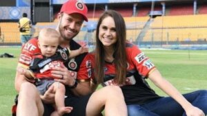 676798 ab de villiers and family