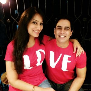 Vandana Lalwani and aman image