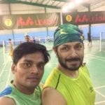 Kaushal Manda body measurements