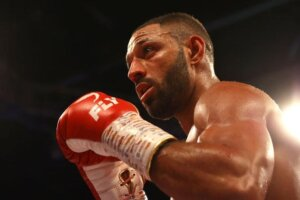 Kell Brook image during fight