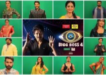 Bigg Boss Season 4 Telugu Contestants List