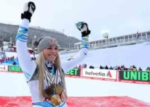 Lindsey Vonn Bio Wiki Boyfriend Net worth Facts