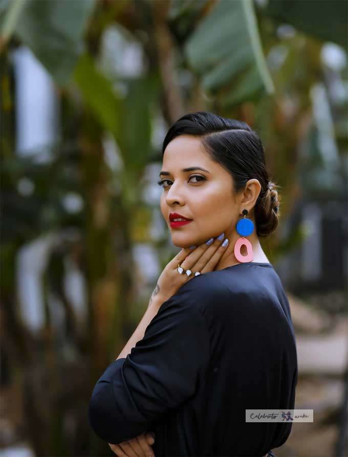 Anchor Anasuya Latest Photos