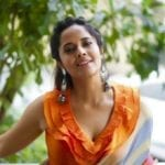 Anchor Anasuya Latest Photos, cleavage, bra