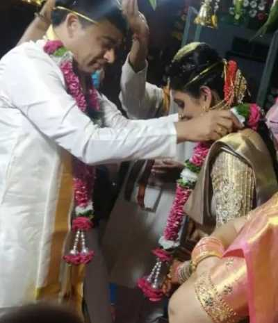 Dil Raju second marriage photos