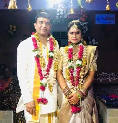 Dil raju marriage pictures