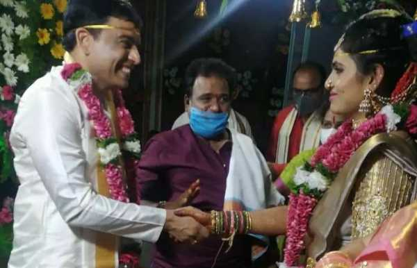 Dil raju second marriage images