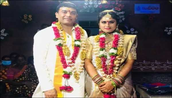 Dil raju second wife tejaswini wiki