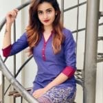 deepika pilli in salwar suite photo
